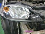 ヘッドライト研磨・LEDバルブ交換