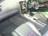 レクサス IS−F 車内クリーニング