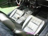 フェラーリ 328GTS 車内クリーニング