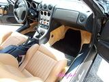 アルファロメオ GTV 車内クリーニング