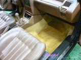 ランチア 車内クリーニング