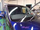 ホンダ ステップワゴン 窓ガラス撥水加工
