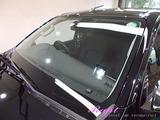 トヨタ ハイラックス 窓ガラス撥水加工