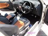 アルファロメオ 147GTA 車内クリーニング