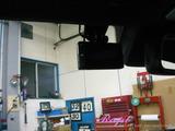 メルセデスベンツ C200 ドライブレコーダー取り付け
