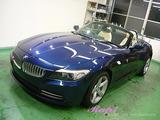 BMW Z4 ボディコーティング施工
