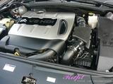 シトロエン C6 エンジンルームクリーニング