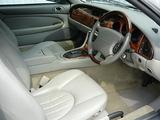 ジャガー 車内ルームクリーニング施工