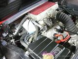 フェラーリ 328 エンジンルームクリーニング