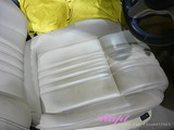 アルファロメオ 159 車内クリーニング