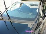 トヨタ マークXジオ 窓ガラス撥水加工