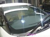 トヨタ エスティマ 窓ガラス撥水加工