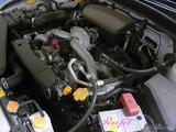 スバル インプレッサ エンジンオイル交換