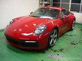 ポルシェ 911カレラ4S ボディコーティング施工