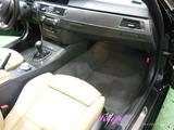BMW M3 車内クリーニング