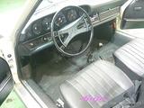ポルシェ 911 車内クリーニング