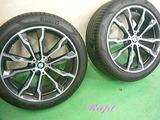 BMW X3 ホイールコーティング