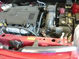 トヨタ シェンタ エンジンオイル交換