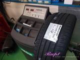 メルセデスベンツ C350e タイヤ交換