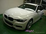 BMW ボディコーティング施工