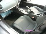 アルファロメオ 4C 車内クリーニング