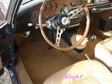 ランチア フルビア 車内クリーニング