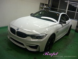 BMW M4 ボディコーティング施工