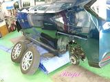 トヨタ タンク タイヤ交換