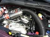 フィアット 695ME エンジンルームクリーニング