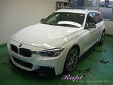 BMW 320D ボディコーティング施工