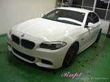BMW 120i ボディコーティング施工