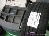 スバル レガシィ タイヤ交換
