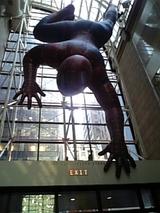 スパイダーマン大