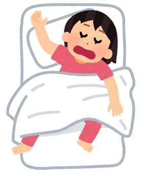 sleep_top_woman_nezou_bad