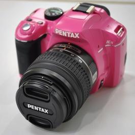 眼鏡のイケメンをいじくりまわしてみた。かわいいのにすごいカメラ 【PENTAX(ペンタックス) K-x】
