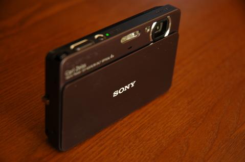 SONY サイバーショット DSC-T700
