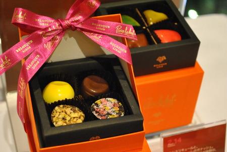 大丸松坂屋百貨店 2011 バレンタインチョコレート 試食会 2