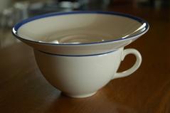 ティーカップで淹れる