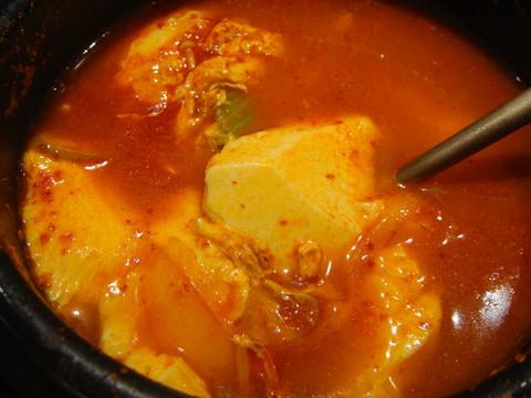 純豆腐(スンドゥブ)