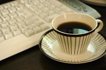 コーヒーは、1日1杯まで!