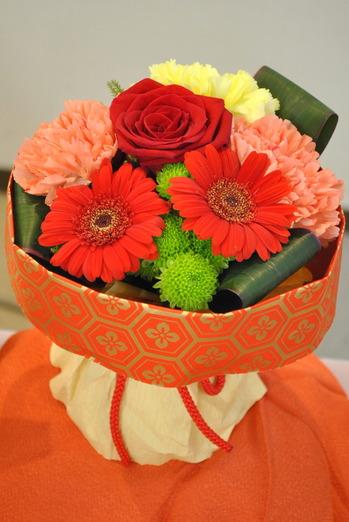 日比谷花壇 2018年 敬老の日ギフト 選べるスイーツとお花のギフト