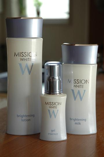 【エイボン ミッションホワイト】潤白美人。へ