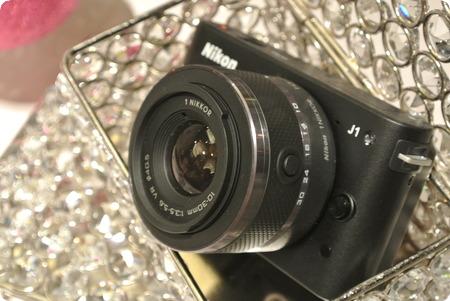 Nikon 1 J1ブラック