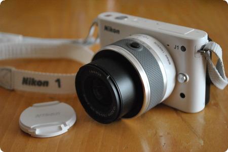 Nikon 1 J1で、夜、写真を撮ってみました