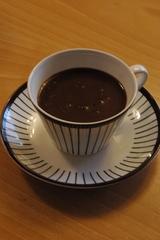 冷え対策にホット黒酢ドリンク