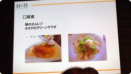 宮坂 絵美里さんの昼食