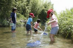 CSR活動 ブリヂストンびわ湖生命(いのち)の水プロジェクト