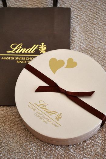 2014年 バレンタインに買ったチョコレート