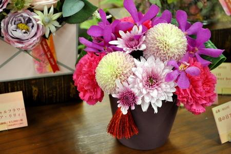日比谷花壇 2019年 和デザインの母の日ギフト