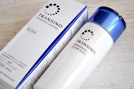 トランシーノ薬用ホワイトニングクリアミルク